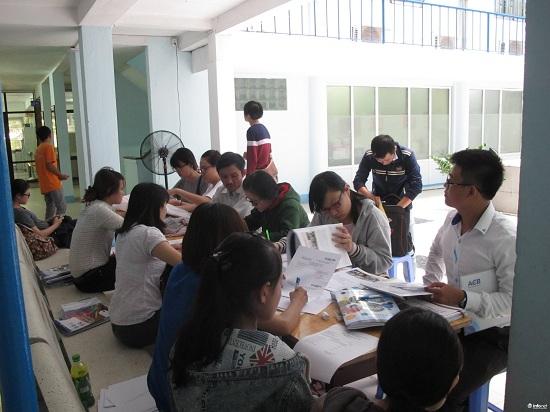 Thi THPT quốc gia: Có thí sinh đăng ký 20 nguyện vọng - 1