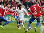 Bóng đá - Bàn thắng đẹp V32 Liga: Isco lá vàng rơi đè bẹp Messi