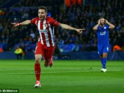Chi tiết Leicester - Atletico: Nỗ lực bất thành (KT)