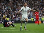 """Bóng đá - Chùm ảnh Real  Madrid – Bayern: """"Bom tấn"""" Hollywood"""