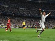 """Bóng đá - Hattrick tai tiếng, Ronaldo là """"kẻ cắp"""", Real bị gọi là chuột nhắt"""