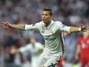 """Bóng đá - Cảm xúc Real - Bayern: Ronaldo """"trên mây"""", Ribery chế giễu"""