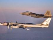 Thế giới - Máy bay ném bom hạt nhân Nga bất ngờ áp sát biên giới Mỹ