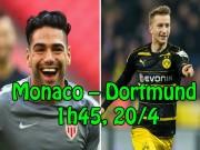 Monaco - Dortmund:  Hoàng tử   & amp; cửa tử