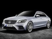 Mercedes S-Class 2018 chính thức ra mắt
