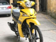 Thế giới xe - Cận cảnh Yamaha Sirius FI RC màu mới, giá 23,2 triệu đồng