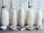 Mách bạn bí quyết làm sữa tươi từ hạt ngon - bổ - sạch