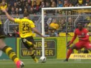 Bóng đá - Bàn thắng đẹp V29 Bundesliga: Một trận đấu 3 siêu phẩm
