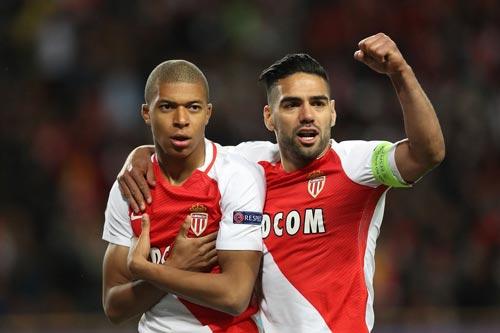 Monaco - Dortmund: Đại tiệc 4 bàn thắng - 1