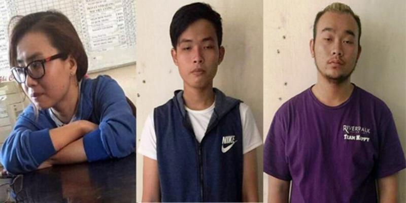 Nhóm người tạt axit khiến nữ sinh Sài Gòn bị mù mắt hầu tòa