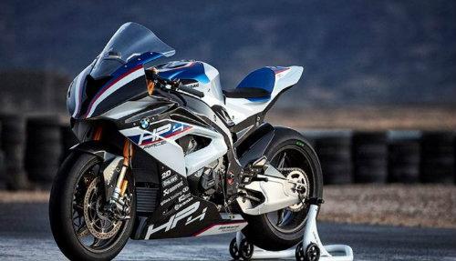 Tường tận siêu môtô BMW HP4 Race giá gần 2 tỷ đồng - 1
