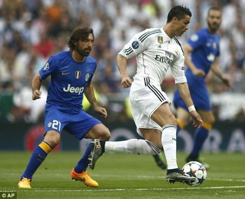 Bán kết cúp C1: Real Madrid và nỗi ám ảnh Juventus - 2