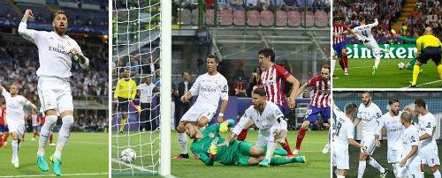 Bán kết cúp C1: Real Madrid và nỗi ám ảnh Juventus - 4