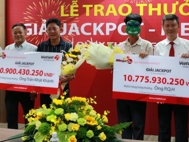 """Sau jackpot 112 tỉ, thêm một giải cực """"khủng"""" lại có chủ - 2"""