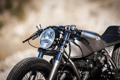 """Honda CB900 độ đậm chất """"lai"""" của Christian Klein - 4"""
