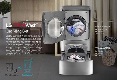 Chúng ta dành bao nhiêu thời gian trong suốt cuộc đời để giặt giũ? - 2