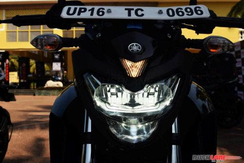 """2017 Yamaha FZ25 có xứng đáng là """"chúa tể đường phố""""? - 5"""