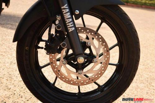 """2017 Yamaha FZ25 có xứng đáng là """"chúa tể đường phố""""? - 8"""