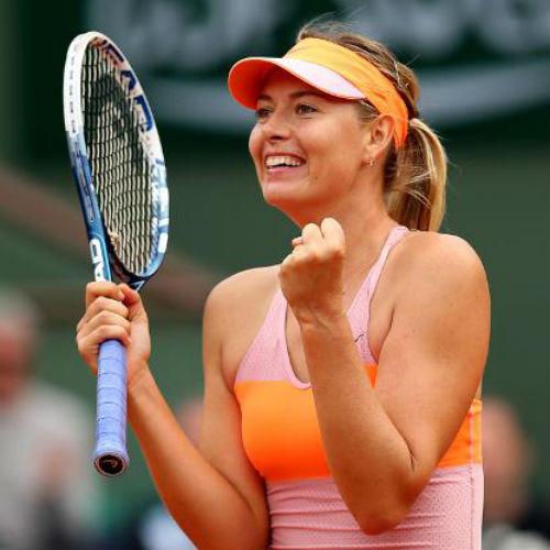 """""""Chân dài"""" tennis: Serena có bầu, thời cơ vàng cho Sharapova - 5"""