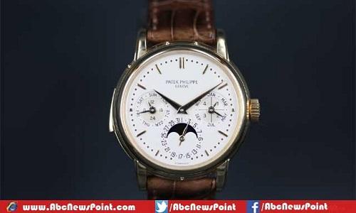 Top 10 thương hiệu đồng hồ hàng đầu trên thế giới - 1