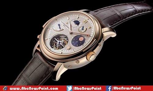 Top 10 thương hiệu đồng hồ hàng đầu trên thế giới - 2