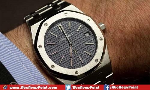 Top 10 thương hiệu đồng hồ hàng đầu trên thế giới - 5