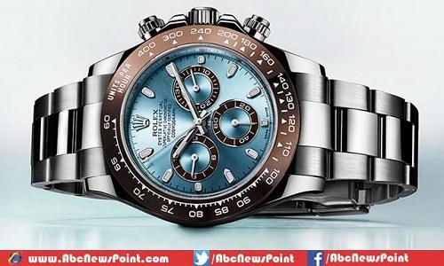 Top 10 thương hiệu đồng hồ hàng đầu trên thế giới - 10