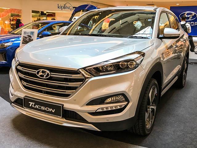 Hyundai Tucson thêm bản Turbo, giá khoảng 600 triệu đồng - 1
