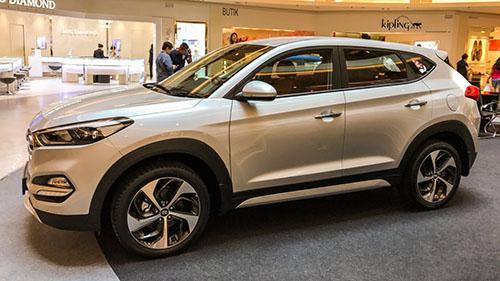 Hyundai Tucson thêm bản Turbo, giá khoảng 600 triệu đồng - 2