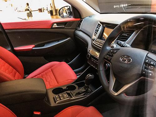Hyundai Tucson thêm bản Turbo, giá khoảng 600 triệu đồng - 3