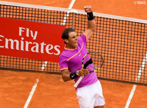 Nadal - Zverev: Hai set như một (V3 Monte-Carlo)