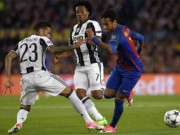 Bóng đá - Góc chiến thuật Barca - Juventus: Bức tường Trắng - Đen