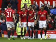 Bóng đá - MU 3-5-2 hạ Chelsea: Vũ khí nguy hiểm mới của Mourinho