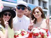 """"""" Trai xinh, gái đẹp """"  Hong Kong thân thiện với fan Việt"""