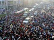 Tin tức trong ngày - Phải đánh vào kinh tế để người dân từ bỏ xe máy!