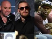 """Mayweather-McGregor tỷ đô:  """" Bố già """"  ra giá nhức nhối"""