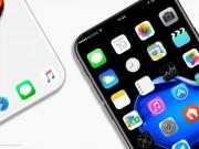 Dế sắp ra lò - iPhone 8 tiếp tục lộ thiết kế với Touch ID ở mặt sau