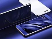 Dế sắp ra lò - Ngắm Xiaomi Mi 6 siêu đẹp, cấu hình khủng