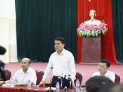 Chủ tịch Hà Nội mong được sớm đối thoại với dân Đồng Tâm