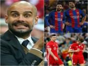 """Barca, Bayern ở cúp C1: Rớt võ đài vì  """" bóng ma """"  Pep"""