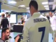 Ronaldo, Bale ăn mừng thân thiết, xóa tin đồn mâu thuẫn