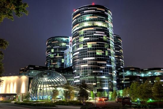 7 bệnh viện đẹp nhất thế giới khiến bệnh nhân thích mê - 5