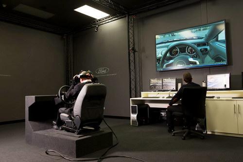Công nghệ VR giúp lái thử trước khi mua - ảnh 1