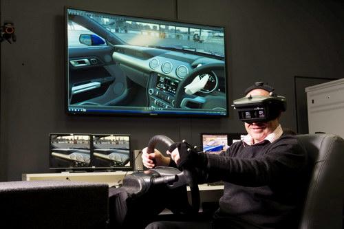 Công nghệ VR giúp lái thử trước khi mua - ảnh 2