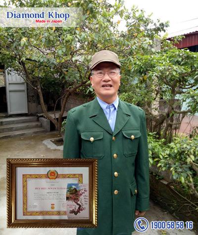Bí quyết giảm đau nhức xương khớp từ Nhật bản  của cụ ông 70 tuổi - 1