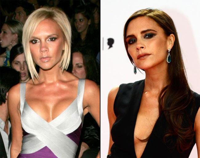Victoria Beckham là người đẹp sở hữu ngực đẹp nhất năm 2007. & nbsp;