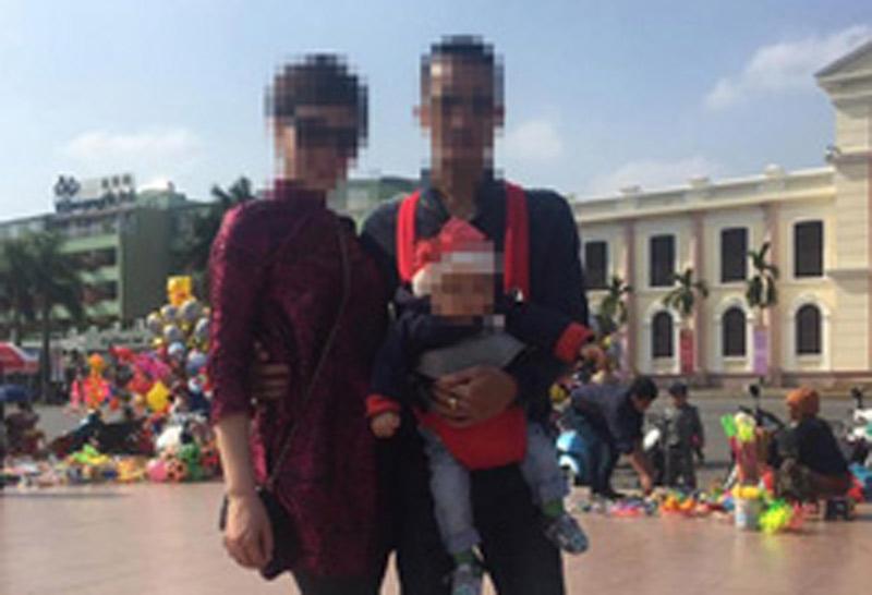 Người bố xả thân bảo vệ con khi bị truy sát không phải giang hồ - 1