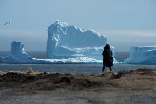 Hàng triệu người đổ về Canada để ngắm tảng băng trôi trong truyền thuyết - ảnh 3