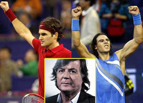 Huyền thoại tennis: Federer giỏi nhất, đừng học Nadal - ảnh 1