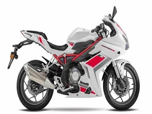 Sportbike Benelli Tornado 302R giá từ 115 triệu đồng